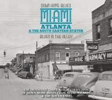 Down Home Blues: Miami, Atlanta & The South Eastern States, 3 CDs