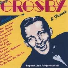 Bing Crosby (1903-1977): Live 1940's Recordings, CD