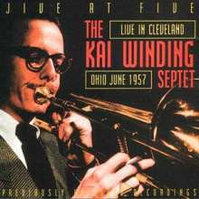 Kai Winding (1922-1983): Live In Cleveland, CD