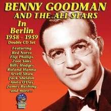 Benny Goodman (1909-1986): In Berlin 1958 - 1959, 2 CDs