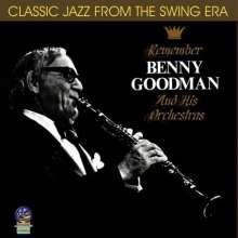 Benny Goodman (1909-1986): Remember, CD