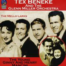 Tex Beneke & The Glenn Miller Orchestra: The Young Ginny & Henry Mancini: The Mello Larks, CD