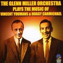 Glenn Miller (1904-1944): Plays Hoagy Carmichael & Vince, CD