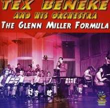 Tex Beneke (1914-2000): The Glenn Miller Formula, CD