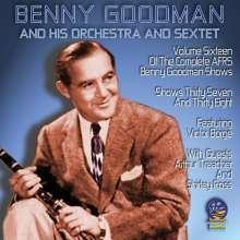 Benny Goodman (1909-1986): AFRS Shows Volume 16, CD