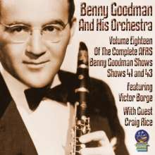 Benny Goodman (1909-1986): AFRS Benny Goodman Show Vol. 18, CD