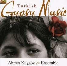 Ahmet Ensemble Kusgoz: Turkish gypsy music, CD