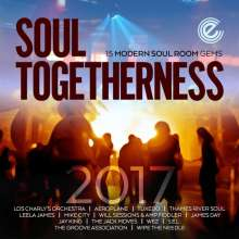 Soul Togetherness 2017, 2 LPs