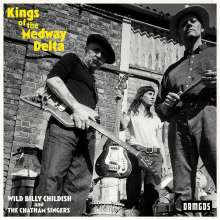 Wild Billy Childish: Kings Of The Medway Delta, LP