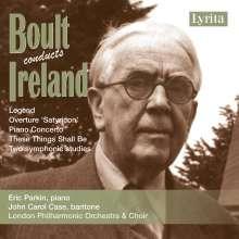 John Ireland (1879-1962): Klavierkonzert Es-dur, CD