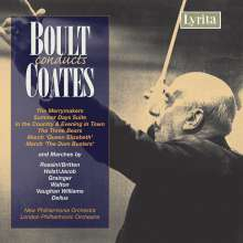 Eric Coates (1886-1957): Orchesterwerke, CD