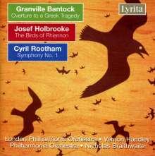 Cyril Rootham (1875-1938): Symphonie Nr.1, CD