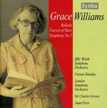 Grace Williams (1906-1977): Symphonie Nr.2, CD