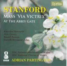 """Charles Villiers Stanford (1852-1924): Messe """"Via Victrix 1914-1918"""" op.173, CD"""