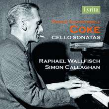 Roger Sacheverell Coke (1912-1972): Cellosonaten Nr.1-3 (d-moll,C-Dur,a-moll), CD