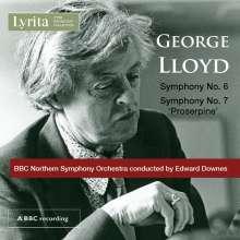 George Lloyd (1913-1998): Symphonien Nr.6 & 7, CD
