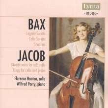 Arnold Bax (1883-1953): Sonate für Cello & Klavier, 2 CDs