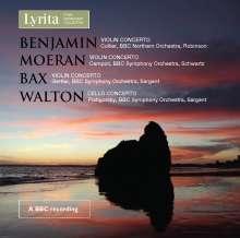 Arthur Benjamin (1893-1960): Violinkonzert, 2 CDs