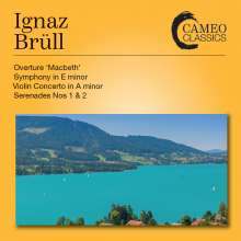 Ignaz Brüll (1846-1907): Symphonie e-moll op.31, 2 CDs