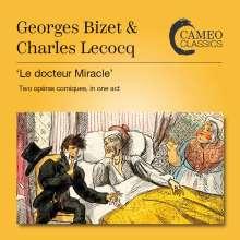 Charles Lecocq (1832-1918): Le Dcoteur Miracle, 2 CDs
