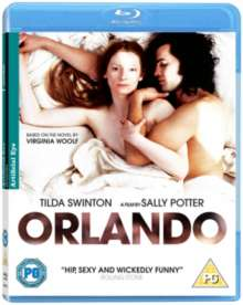 Orlando (1992) (Blu-ray) (UK Import), Blu-ray Disc