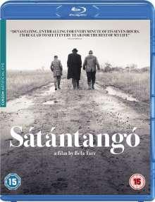 Satantango (1994) (Blu-ray) (UK Import), 2 Blu-ray Discs
