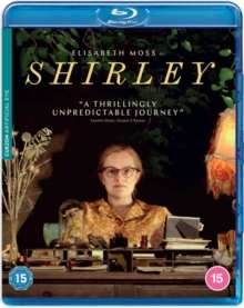Shirley (2020) (Blu-ray) (UK Import), Blu-ray Disc