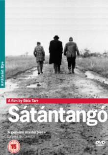 Satantango (1994) (UK Import), 3 DVDs