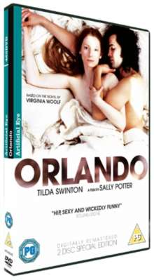 Orlando (1992) (UK Import), 2 DVDs