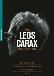 The Leos Carax Collection (UK Import), 4 DVDs