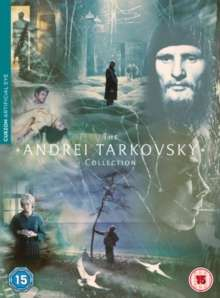 The Andrei Tarkovsky Collection (UK Import), 7 DVDs