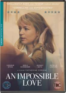 An Impossible Love (2018) (UK Import), DVD