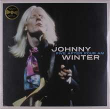 Johnny Winter: Five After Four Am (180g), LP