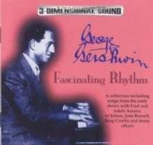 George & Ira Gershwin: Fascinating Rhythm, CD