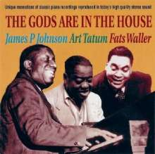 James P. Johnson (1894-1955): The Gods Are In The House, CD