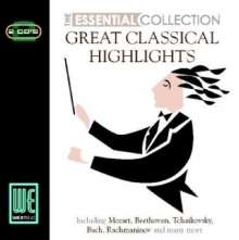 Great Classical Highlights, 2 CDs