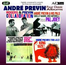 Andre Previn (1929-2019): Four Classic Albums, 2 CDs