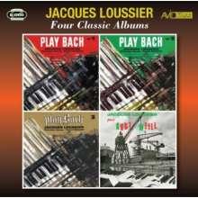 Jacques Loussier (1934-2019): Four Classic Albums, 2 CDs