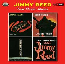Jimmy Reed: Four Classic Albums, 2 CDs