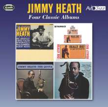 Jimmy Heath (1926-2020): Four Classic Albums, 2 CDs