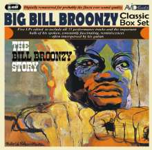 Big Bill Broonzy: Classic Box Set (The Bill Broonzy Story), 2 CDs