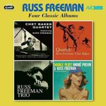 Russ Freeman (1926-2002): Four Classic Albums, 2 CDs