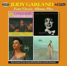 Judy Garland: Musical: Four Classic Albums, 2 CDs