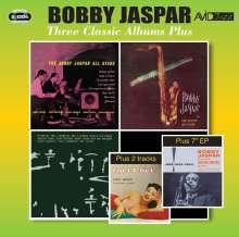 Bobby Jaspar (1926-1963): Three Classic Albums Plus, 2 CDs