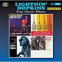 Sam Lightnin' Hopkins: Four Classic Albums (Second Set), 2 CDs