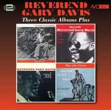 Blind Gary Davis: Three Classic Albums Plus, 2 CDs