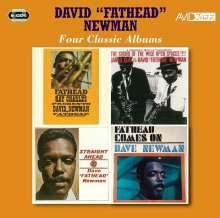 David 'Fathead' Newman (1933-2009): Four Classic Albums, 2 CDs
