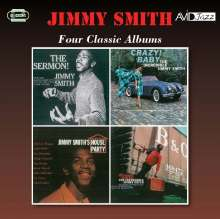 Jimmy Smith (Organ) (1928-2005): Four Classic Albums, 2 CDs