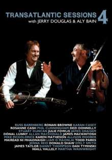 Transatlantic Sessions 4, 2 DVDs