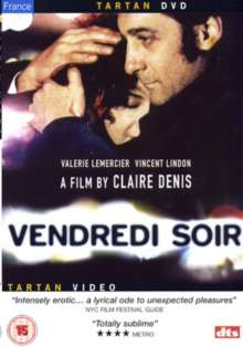 Vendredi Soir (2002) (UK Import), DVD